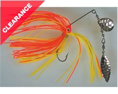Willow Spinner Bait