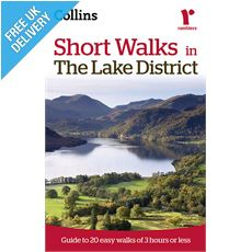 Ramblers Guides - Short Walks in The Lake District