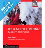 &#39;Ice and Mixed Climbing: Modern Technique&#39; Guidebook
