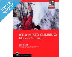'Ice and Mixed Climbing: Modern Technique' Guidebook