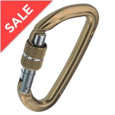 Orbit Screwgate Carabiner