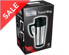 Steel Travel Mug