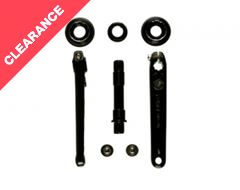 3 Piece Forged Crank Set