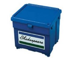 Beta Plastic Seatbox, Blue