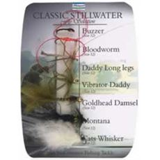 Number 5 Classic Saltwaters Fly Selection