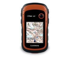 Etrex 20 GPS Bundle (complete with OS mapping voucher worth £20!)