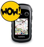 Etrex 30 GPS with FREE OS mapping voucher!