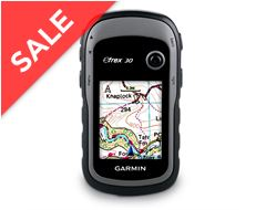 Etrex 30 GPS Bundle (complete with OS mapping voucher worth £20!)