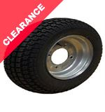 Camel Trailer Spare Wheel (for SWTT85)