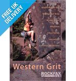 Western Grit Climbing Guidebook