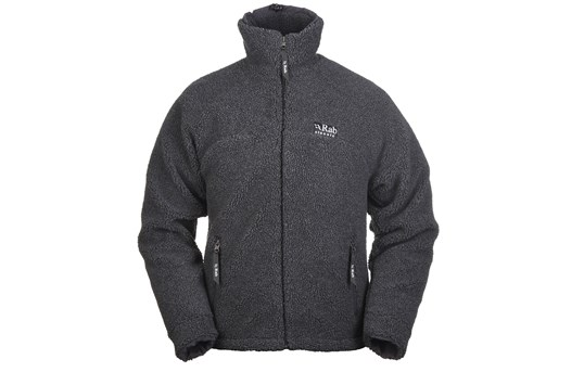 Double Fleece Jacket nljhV0