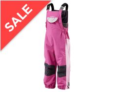 Kids' Fleece Lined Waterproof Dungarees