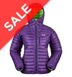 Microlight Alpine Women's Down Jacket