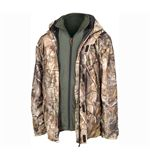 Survivor ' 6-in-1'  Waterproof Jacket with Detachable Fleece