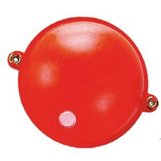 2 Pack Red Bubble Floats- Large