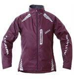 Night Vision Women's Waterproof Cycling Jacket