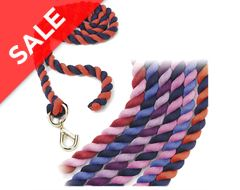 Two Tone Headcollar Rope