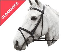 Stamford Snaffle Bridle