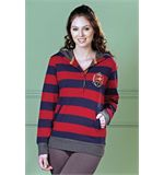 Jessie Women&#39;s Striped Hoody