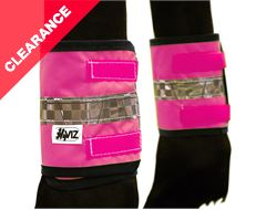 Leg Bands, Pink (Pony)