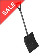 Easy Store Snow Shovel