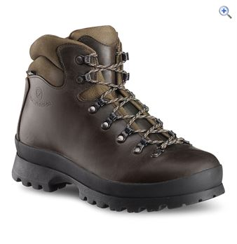 Scarpa Ranger II Activ GTX Walking Boots – Size: 45 – Colour: Dark Brown