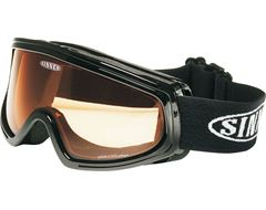 Visor II OTG Goggles (Black/Double Orange)
