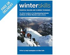 'Winter Skills: Essential Walking and Climbing Techniques' Guide Book