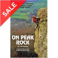 'On Peak Rock' Climbing Guide Book