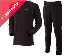 Men's Adventure Tech Fleece Baselayer Set