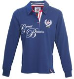 GBR Legacy Rugby Top