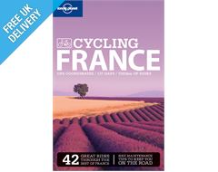 'Cycling France' Guide Book