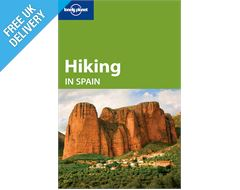 'Hiking In Spain' Guide Book