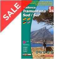 Mallorca Tramuntana South Map