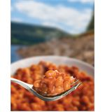 Beans and Bacon In Tomato Sauce Ready-to-Eat Camping Food