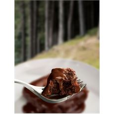 Chocolate Pudding Ready-to-Eat Camping Food