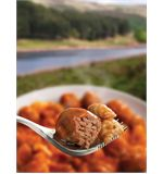 Meatballs & Pasta In Tomato Sauce Ready-to-Eat Camping Food