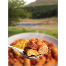 All Day Breakfast Ready-to-Eat Camping Food