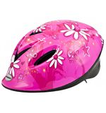 Bandit Helmet (Pink/Flower)