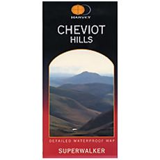 Cheviot Hills Superwalker Map