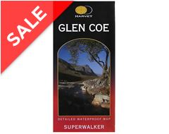 Glen Coe Superwalker Map