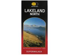 Lakeland (North) Superwalker Map
