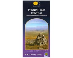 Pennine Way (Central) Map