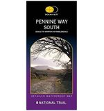 Pennine Way (South) Map