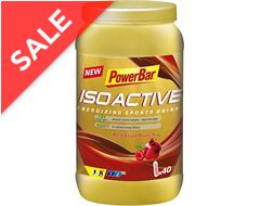IsoActive Energizing Sports Drink (600g) Red Fruit Punch