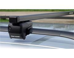 CRB1 Classic Roof Bars for Rails