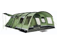 Wolf Lake 7 Polycotton Family Tent (2012)