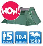 Ullswater 5 Family Tent