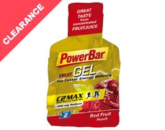 Energy Gel Fruit Punch