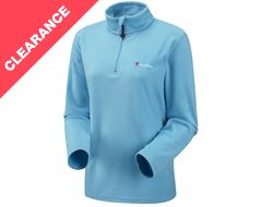 Women's Fern Half Zip Microfleece